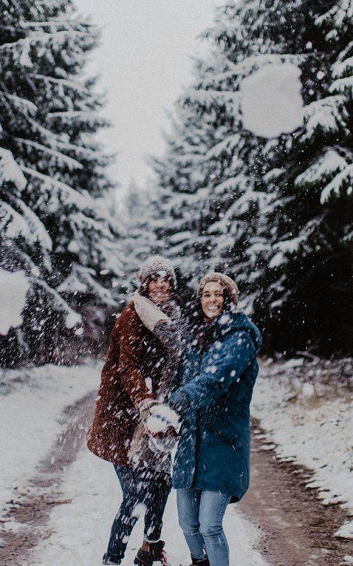 Emily & Mama Joanna